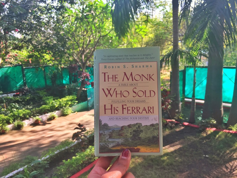 My Personal Reads The Monk Who Sold His Ferrari She And